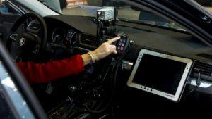 Bussgeld im Strassenverkehr Messmethode Videofahrzeug