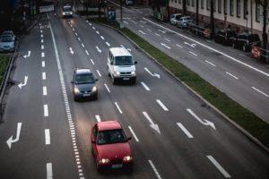 Bussgelder Ausserorts zu schnell gefahren geblitzt