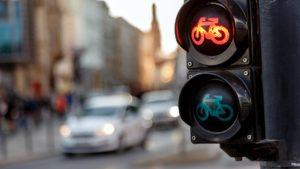 Bussgeldkatalog Fahrrad Rote Ampel ueberfahren