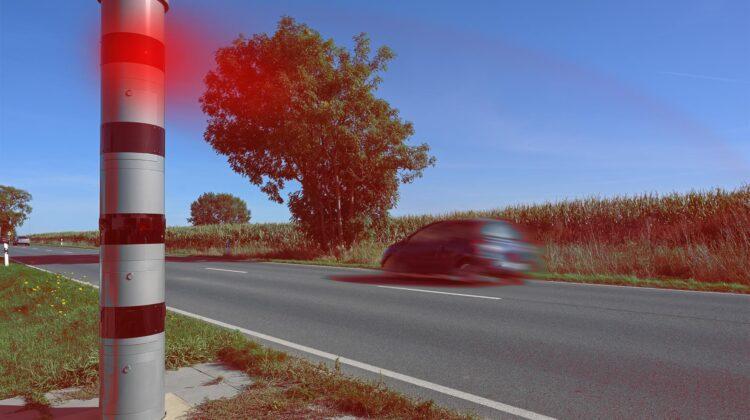 Geblitzt worden - diese Strafen drohen bei Geschwindigkeitsüberschreitung