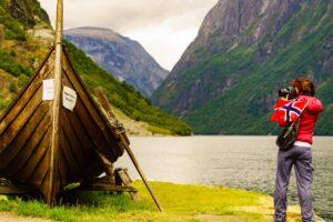 Blitzerfoto anfordern aus Norwegen