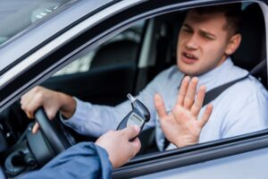 Probezeit Alkoholkontrolle - Strafe bei A Verstoss